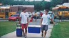 BHS Football - Leaving for Camp <br /> Jesse McMillan and Bradley Vickers