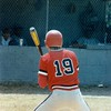 1987 BHS baseball - Rodney Nix at bat against Camden County in Region 2-AA playoffs.