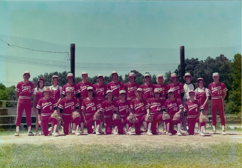 1977 BHS Baseball Team<br /> <br /> photo courtesy of Melba Phillips