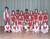 1971-72 BHS State AA Champion Girls Basketball Team. Front row:  Teresa Stone, Cindy Nobles, Debra Swain & Judy McNabb (holding trophy), Sharon Schroeder, Vickie Roberson<br /> Back Row:  Coach Dona Fields, Debbie Harrell, Debra Smith, Debra Franklin, Vera Wright, Regina Harper, Carolyn Futch, Sheryl Nash, Carol Close