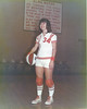Debbie Harrell, Berrien High School, circa 1970s.