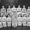 1959-1960 Berrien High Girsl Basketball Team, Region Champions