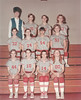 1969-70 BHS Girls Freshman Basketball -  JC