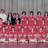 Berrien High School Girls Basketball Team 1969