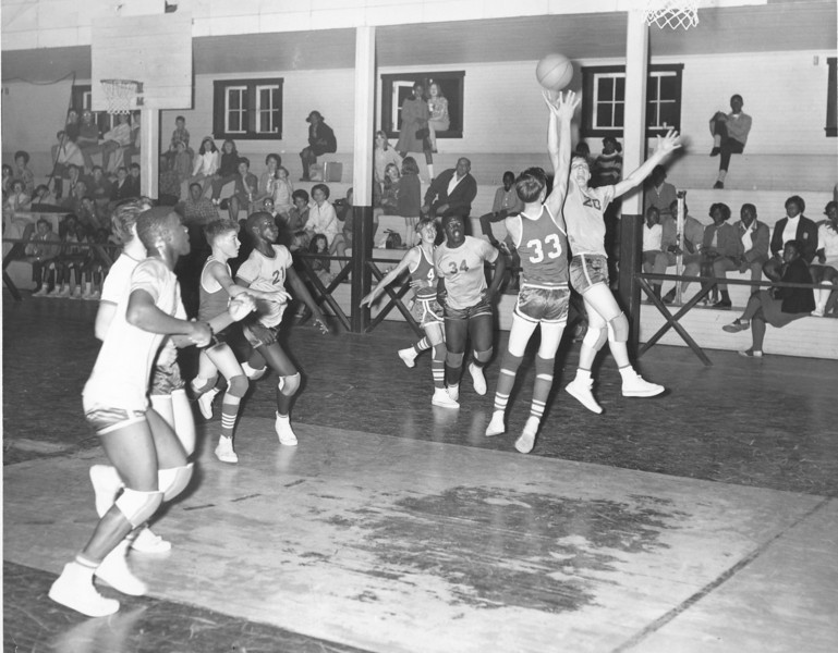 1969 Jan Alapaha boys vs Enigma