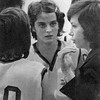 """Deborah Franklin<br /> <br /> <br /> Time Period of Contribution:<br /> <br /> Teams Associated With:BHS basketball, BHS track<br /> <br /> Awards/Highlights:<br /> 1972 – member of state AA champion girls basketball team … 1973 – AJC All-State basketball team … Macon Telegraph A All-State Basketball Tournament team … BHS basketball Most Valuable Player award … member of state A runnerup girls basketball team … placed 3rd in half mile run at state A track meet … Region 2-A Champion in the 880 yard run (2:47.9) … Berrien Press Calendar Girl for December 1973 … 1974 – BHS basketball Most Valuable Defense … state A runnerup in half mile run … state A runnerup in mile run … selected """"Most Athletic"""" girl by senior class … signed scholarship to play basketball for Valdosta State College <br /> <br /> Away from Sports:<br /> BHS Salutatorian in 1974"""
