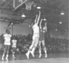 1970 State Championship game Donna Jernigan shooting