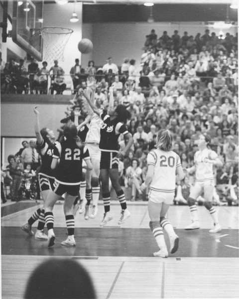 1971 Region tournament vs Jeff Davis