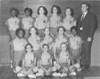 1969-70 Alapaha School girls basketball team