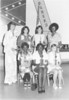 1975 girls basketball awards May 1975
