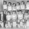 1969-70 West Berrien boys basketball team