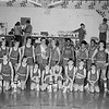 1981-82 Nashville Middle School Boys Basketball Team<br /> <br /> The Berrien Press, page 4, November 26, 1981<br /> TOURNAMENT WINNERS - The Nashville Middle School Bulldogs took top spot in Alapaha's Friday and Saturday invitational tournament by defeating the Alapaha Tigers.  Shown, left to right, are:  Front row, Mark Puckett, Stacey Griffin, Brian Skinner, Hank Williams, Rusty Harrelson, Steve Groom, Scott Griner and Robert Trowell.  Back row, Dona Fields, Alapaha School Principal, Greg Dunagan, Dan Knight, Ken Morrison, Coach Keith Powell, Timmy Nash, Tommy Clark, Tony Wilcox, Anthony Newsome, Ray Garner, and Johnny Lee Bazin.