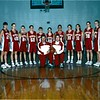 2002-03 BHS Girls Basketball Team