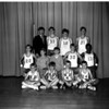 1971-72 West Berrien Boys Basketball Team<br /> <br /> (photo by Jamie Connell)