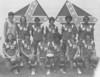 1974-75 girls basketball team