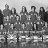 Berrien High Girls Basketball team, c. 1970.
