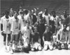 1971 State Championship trophy presentation