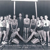 1953-54 Alapaha Elementary School Boys Basketball Team<br /> Coach:  W.C. Sams<br /> <br /> (photo shared by the Sams family)
