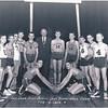 1953-54 Alapaha Elementary School Boys Basketball Team<br /> Coach:  W.C. Sams<br /> <br /> (photo shared by the Sams family)
