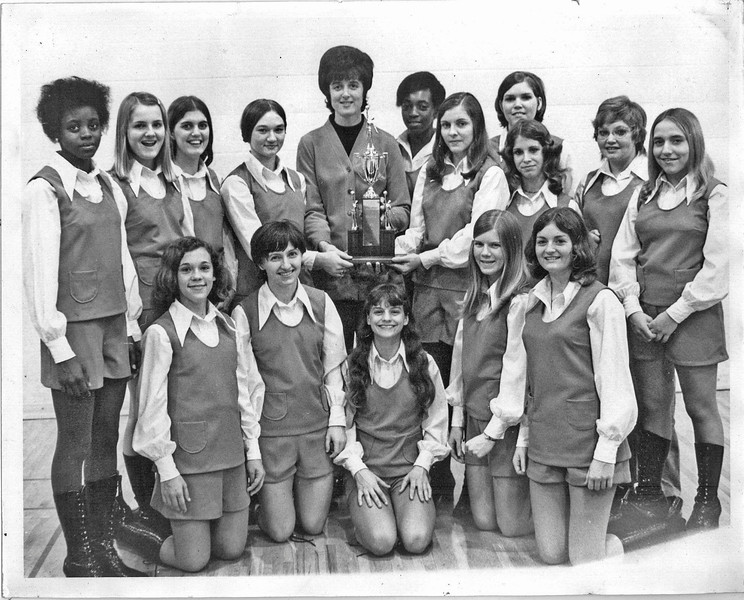 1972 State AA Championship Basketball Team