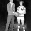 Stan Simpson Scrapbooks<br /> <br /> Coach Simpson with Marla Brown