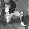 1972 BHS baseball - Curtis Davis catching