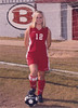 Kayla Franklin - 2006 BHS soccer<br /> <br /> Area of Contribution:  athlete<br /> <br /> Time Period of Contribution:<br /> <br /> Teams Associated With:BHS softball, BHS soccer, BHS basketball<br /> <br /> Awards/Highlights:<br /> 2002 – BHS softball Gatorade High School Athlete Award … 2003 – BHS basketball Most Outstanding JV award … All-Region 2-AA softball 2nd team centerfielder … BHS softball Best Offense award … 2004 – All-Region 1-AA softball 1st team outfielder … 2006 – All-Area soccer … BHS soccer MVP