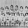 1957-58 BHS Girls Basketball Team<br /> (scanned from yearbook - original photo needed)