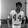 1971 BHS football - 44 Newt Hughes - JC