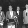 Dr  Frank Carter Field Dedication - 1990 04