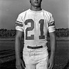 1971 BHS football - 21 Mitch Ray - JC