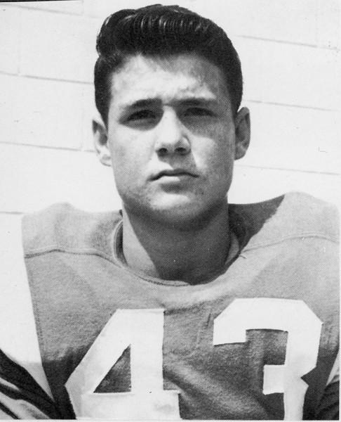 1963 BHS Football - Gary Nelms