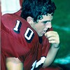 Jake Purvis - on sidelines 1999<br /> <br /> (photo by Gene Shearl)