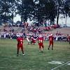 2001 BHS Football Kickoff vs Turner County<br /> <br /> (photo courtesy of Josh Taylor)