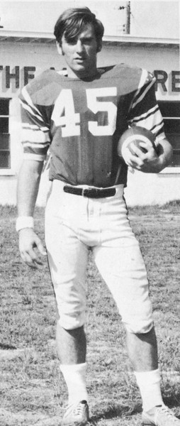 Phillip Pellitier<br /> <br /> <br /> Area of Contribution:  athlete<br /> <br /> Time Period of Contribution:<br /> <br /> Teams Associated With:BHS football<br /> <br /> Awards/Highlights:<br /> 1969 – honorable mention All-Tiftarea football back … BHS football Most Outstanding Back award