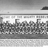 BHS Varsity Football, Fall 1980, from 1981 Yearbook