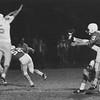 Greg Forehand Kicking PAT Against Brantley County, November 1970