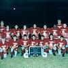 2001 Chaparral Bulldogs Football Team