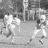 Larry Griner and BHS 9th Grade Team Make Conversion Against Ware County, October 1970