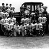 1995-96 Senior Athletes pose for Nashville Tractor Company ad