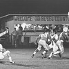 1971 Ware County Game - Forehand Kick