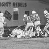 Berrien Scores Against Brantley County, November 1970