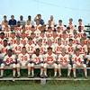 BHS Varsity Football, September 1970.