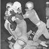1971 Camden Game - Fleming Carrying the Ball