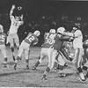BHS Football vs Jeff Davis, November 1970