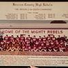1981 BHS Football Team - Region 2-AA-S Champions