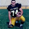 Roy Spray - Fort Hays State University<br /> <br /> Area of Contribution:  	athlete<br /> <br /> Time Period of Contribution:	<br /> <br /> Teams Associated With:	BHS football<br /> <br /> Awards/Highlights:	<br /> 1989 – BHS football Best Offensive Line award … signed scholarship to play football for Kemper Military College and later played for Fort Hayes State College