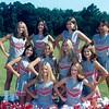 1997 BHS JV Football Cheerleaders