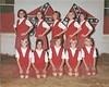 BHS cheerleaders c1967 -JC