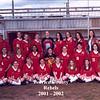 2002 BHS Girls Soccer Team